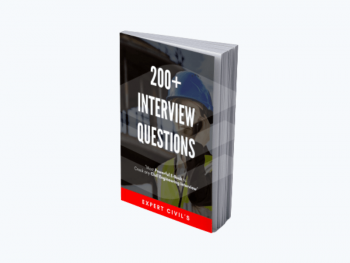 Interview Questions and Answer for Civil Engineers