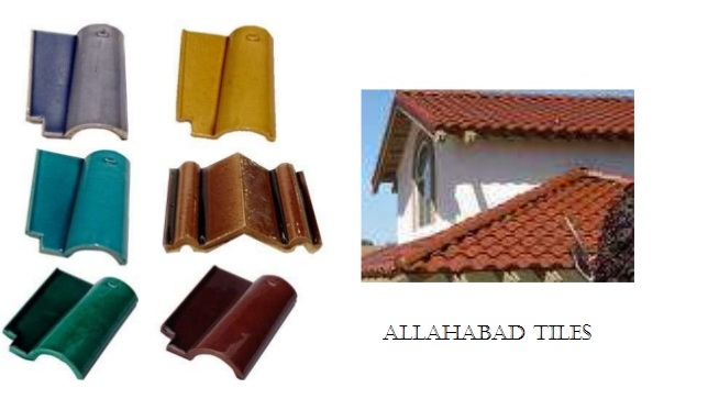 Types of Tiles in Building Construction