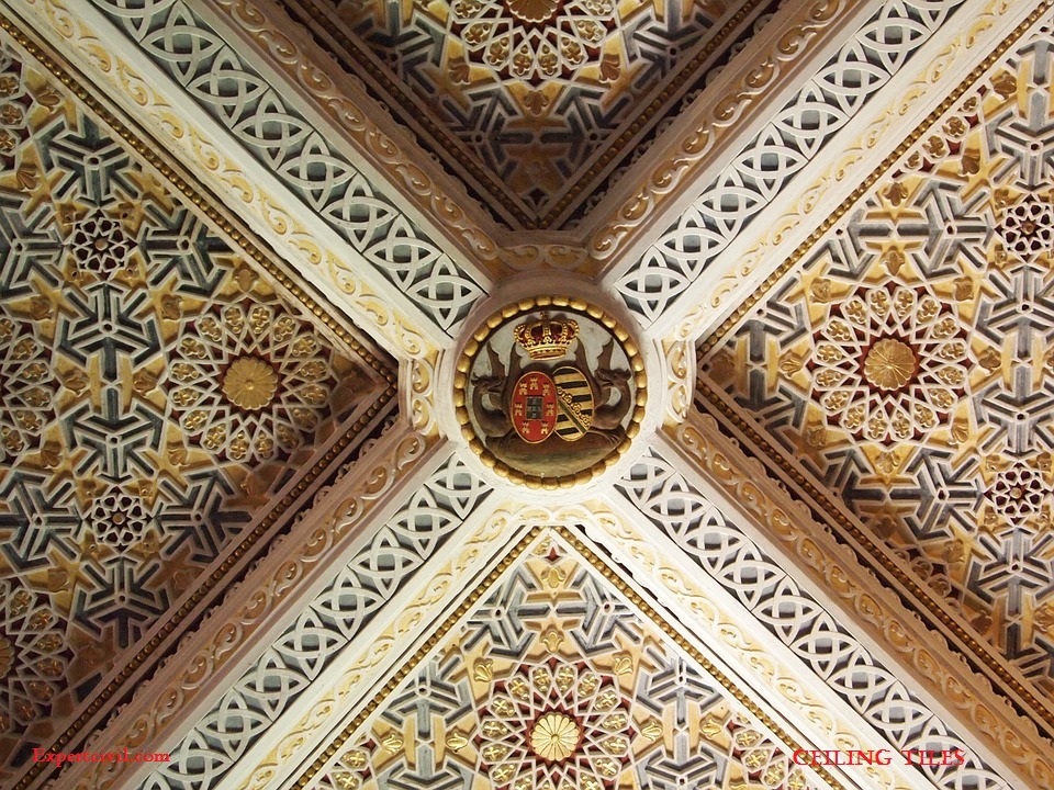 ceiling Tiles-Types of Tiles in Building Construction